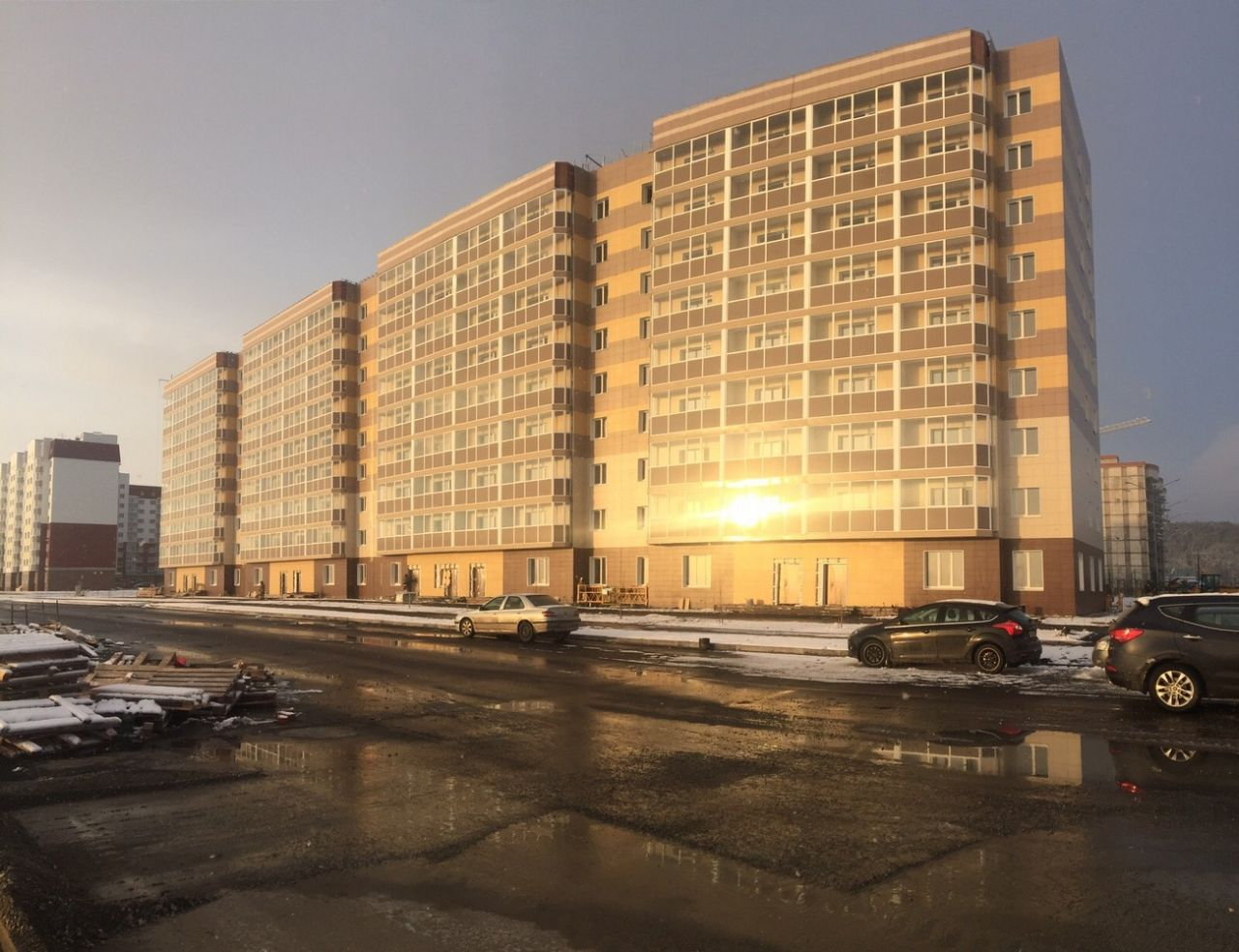 купить квартиру в ЖК Сердце Сибири