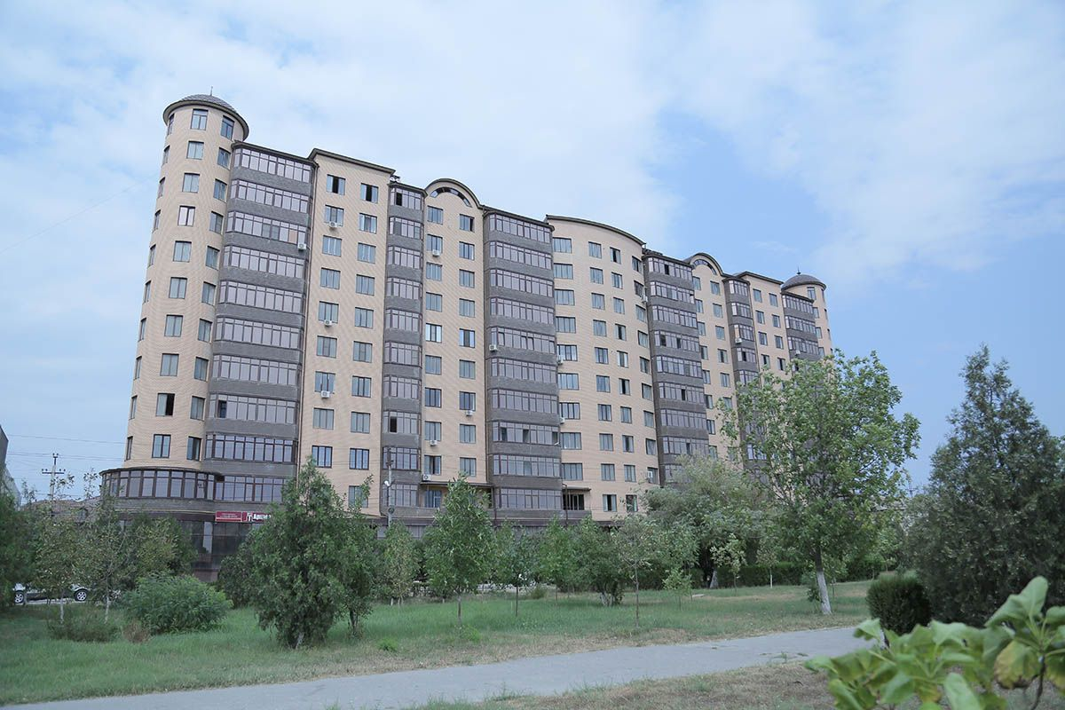 жилой комплекс Хизроева