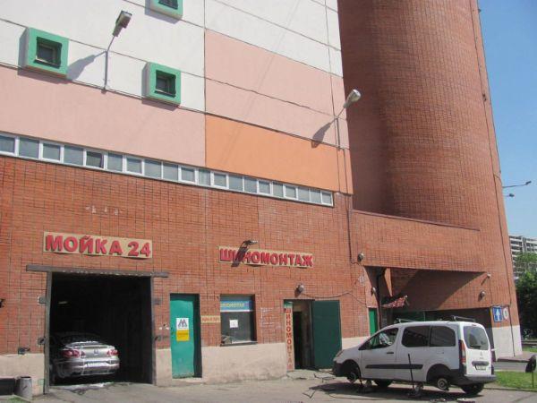 Офисно-производственный комплекс на Алтуфьевском шоссе, 79Д