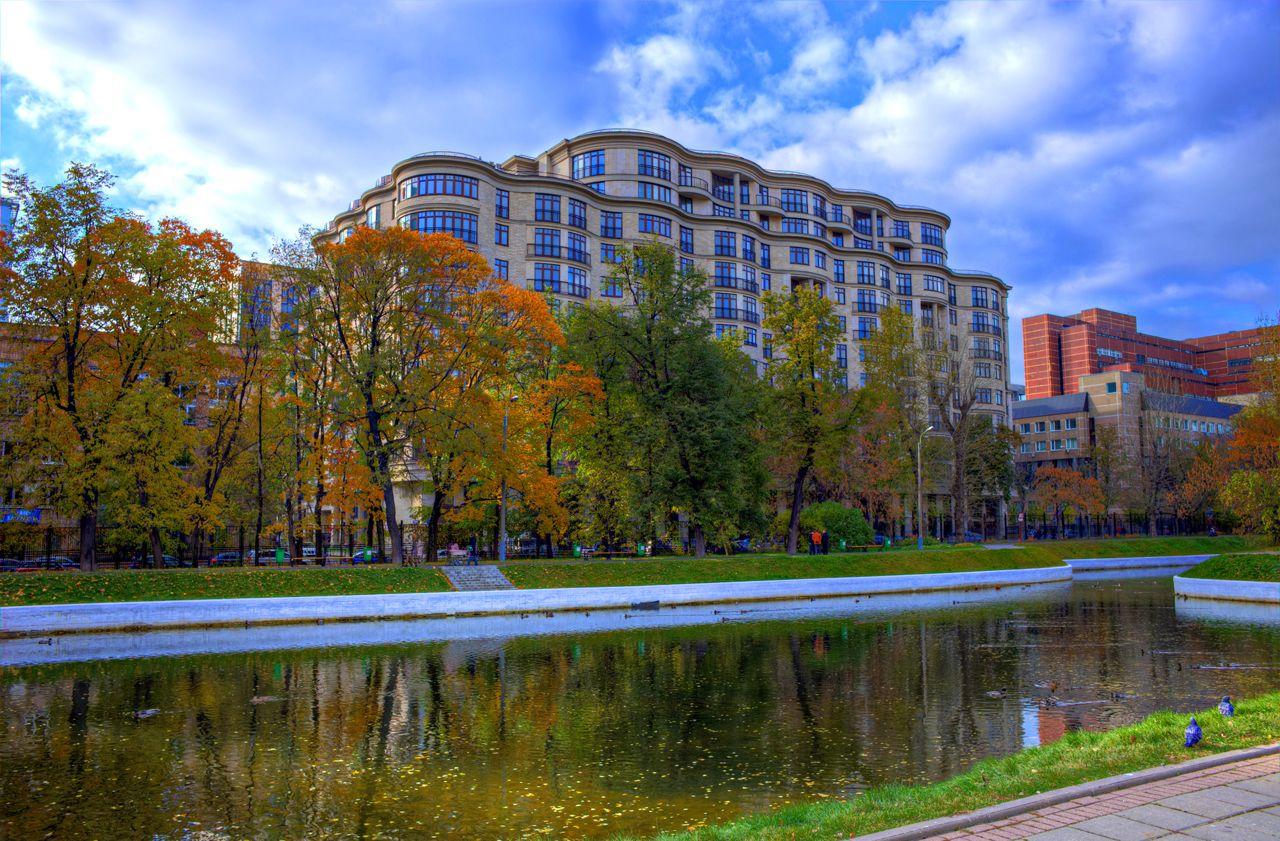продажа квартир Дом на Трубецкой