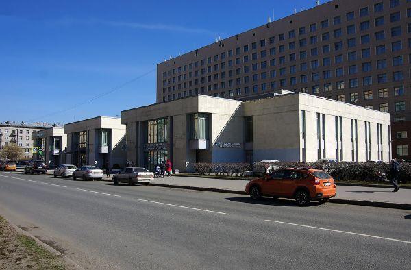 Торгово-офисный комплекс Буржуа