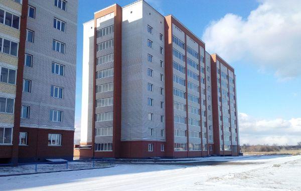 1-я Фотография ЖК «ул. Деповская, 58»