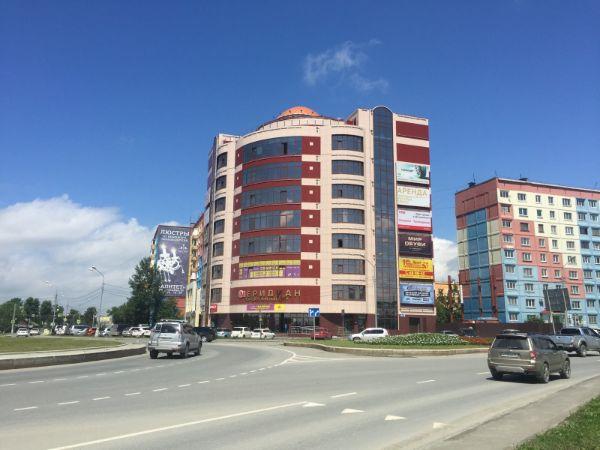 Торгово-офисный комплекс Меридиан