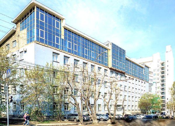 Бизнес-центр Энергетик