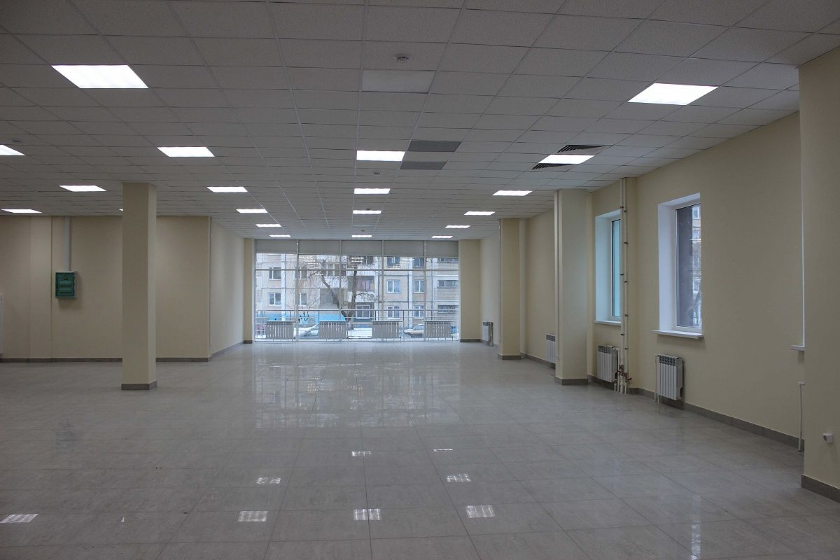 Торговом центре Славный