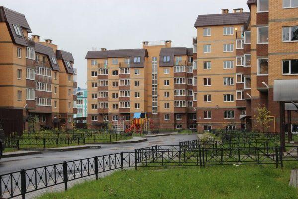1-я Фотография ЖК «Всеволожск-Христиновский»