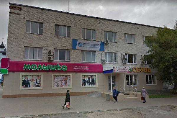Отдельно стоящее здание на ул. Плеханова, 67