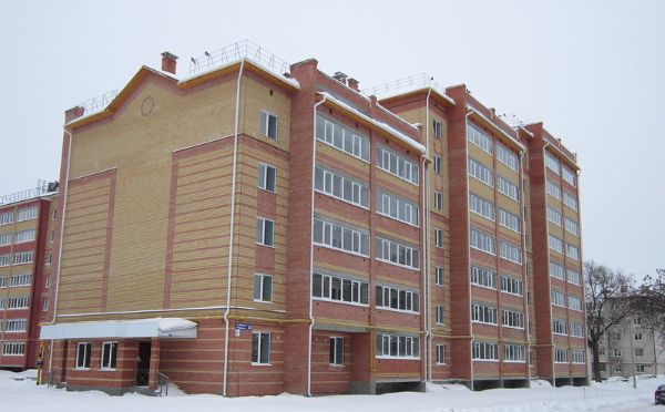 1-я Фотография ЖК «ул. Матросова 36»