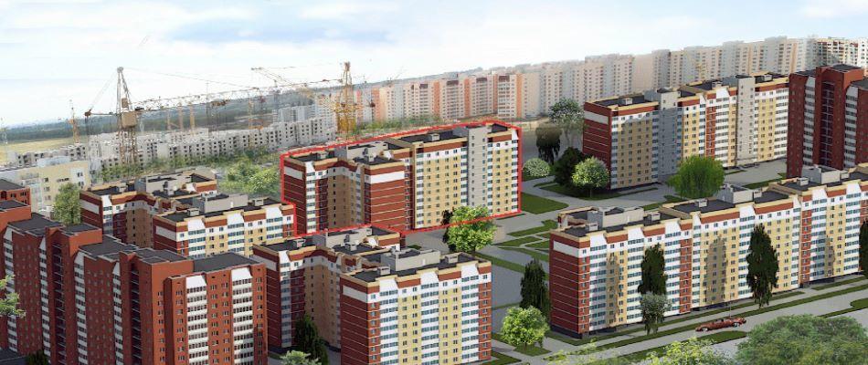 ЖК Солнечный-2, 9-й Микрорайон