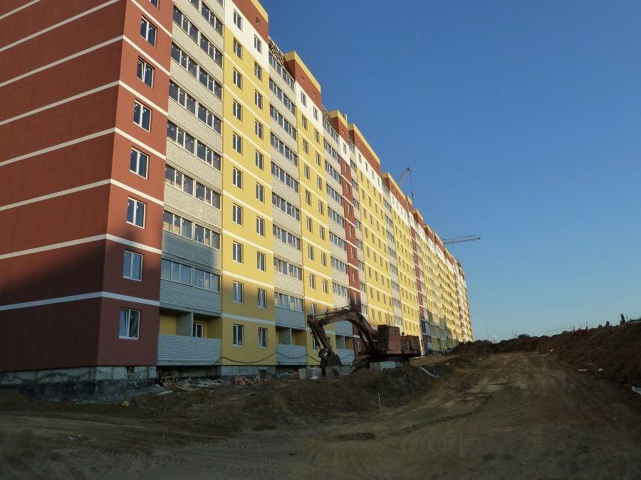 жилой комплекс Солнечный-2, 9-й Микрорайон