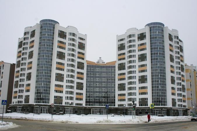 купить квартиру в ЖК по ул. Зелёная