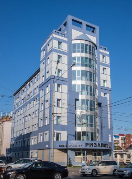 Бизнес-центр Ризалит