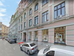 Помещение для персонала Рождественка улица Аренда офиса Поселковая улица