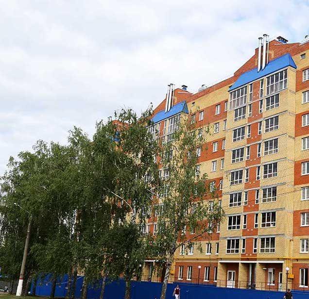 жилой комплекс ул. Гражданская поз.2