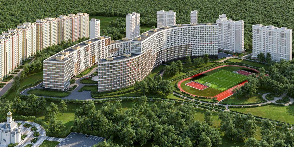 жилой комплекс Рождественский