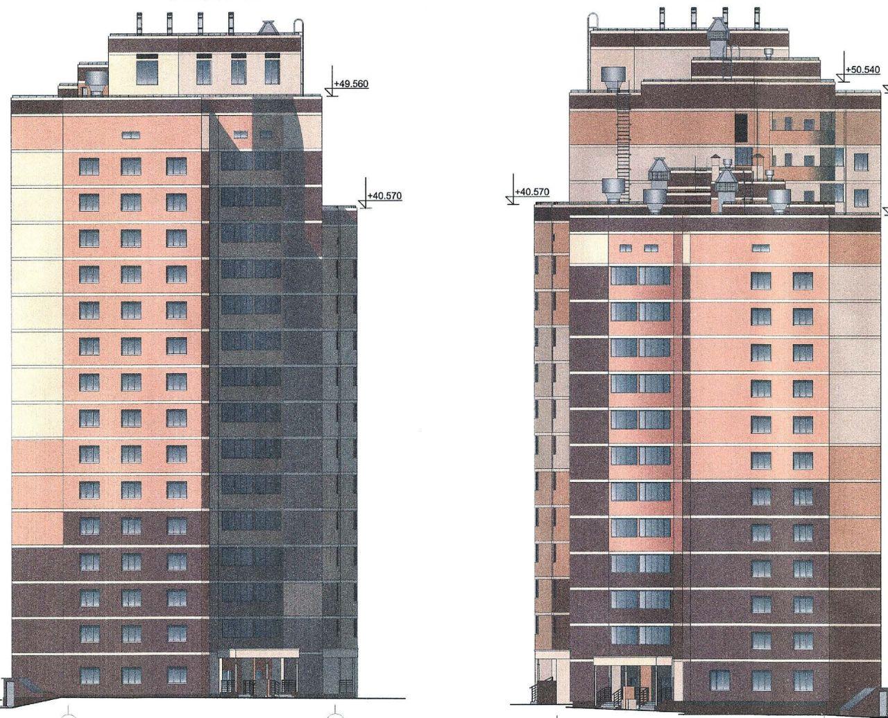 купить квартиру в ЖК по ул. Московская, 311