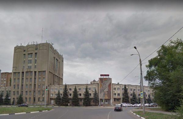 Бизнес-центр на ул. Гагарина, 11А