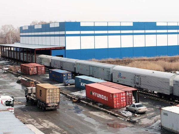 Офисно-складской комплекс Машкомплект