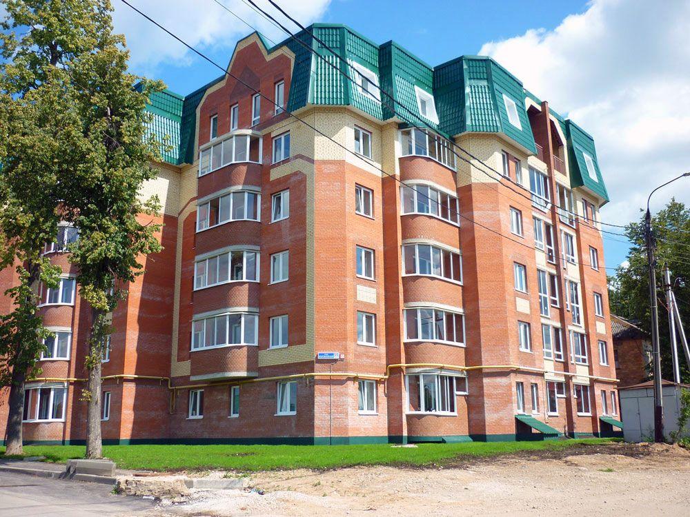 ЖК по ул. Колхозная, 55 (Красная Горка-3)