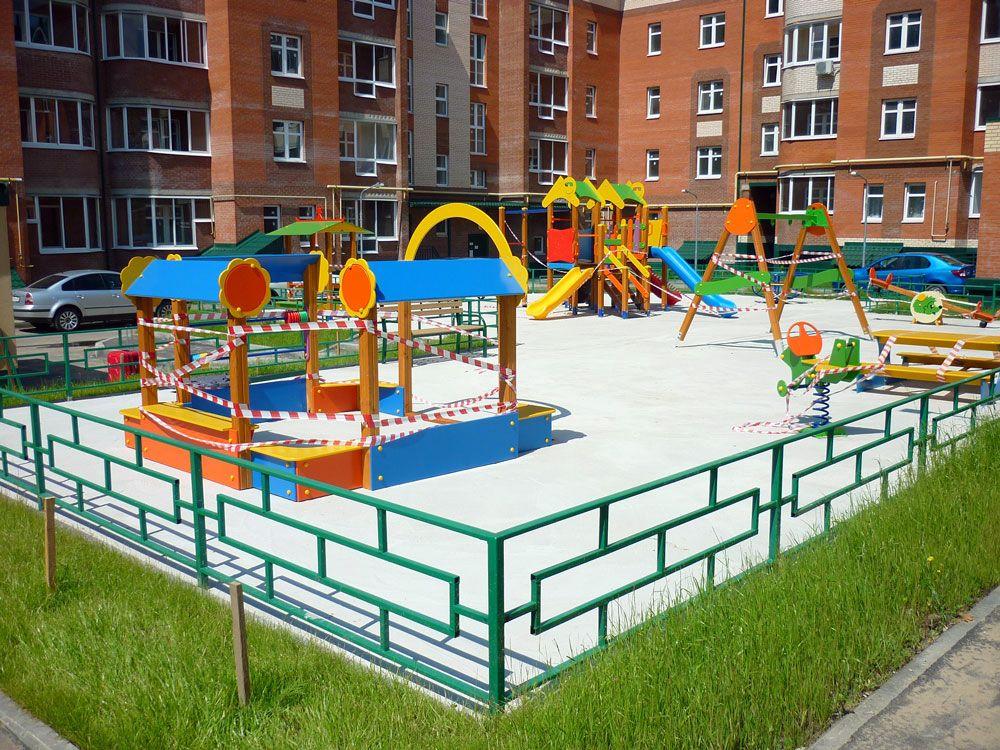 жилой комплекс по ул. Колхозная, 55 (Красная Горка-3)