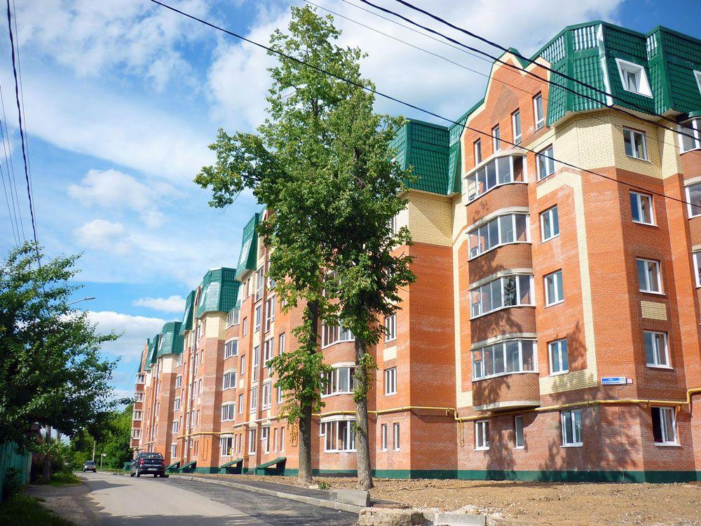 продажа квартир по ул. Колхозная, 55 (Красная Горка-3)