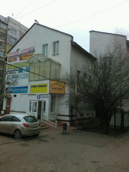 Отдельно стоящее здание на ул. Демократическая, 6к1