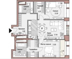 Элитный дом Реномэ