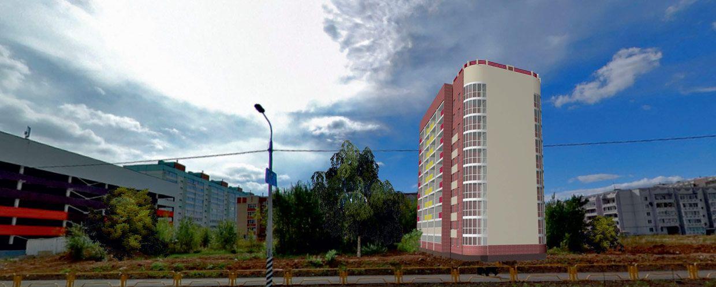 жилой комплекс по ул. Ленинградской