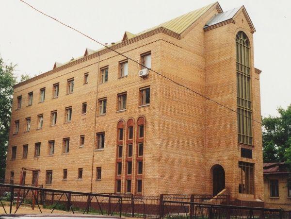 Административное здание на Варшавском шоссе, 29к2