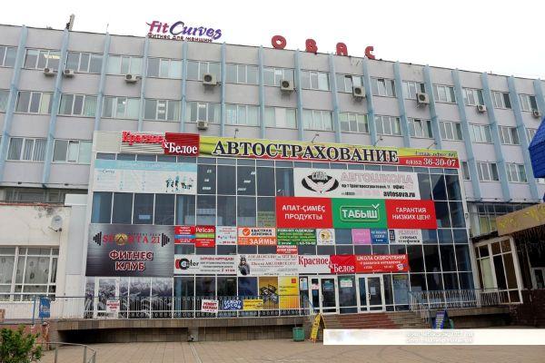 Торгово-офисный комплекс на проспекте Тракторостроителей, 11