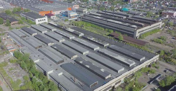 Индустриальный парк Курганский