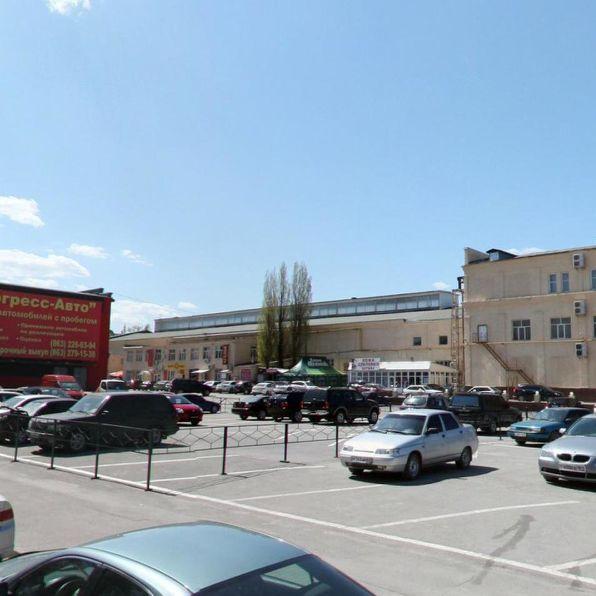 Торговый центр Прогресс