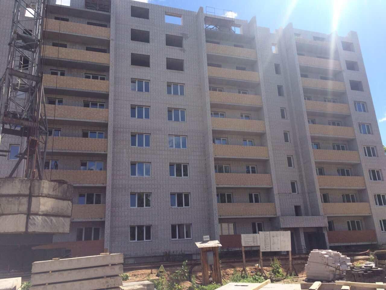 жилой комплекс Серебряные ключи