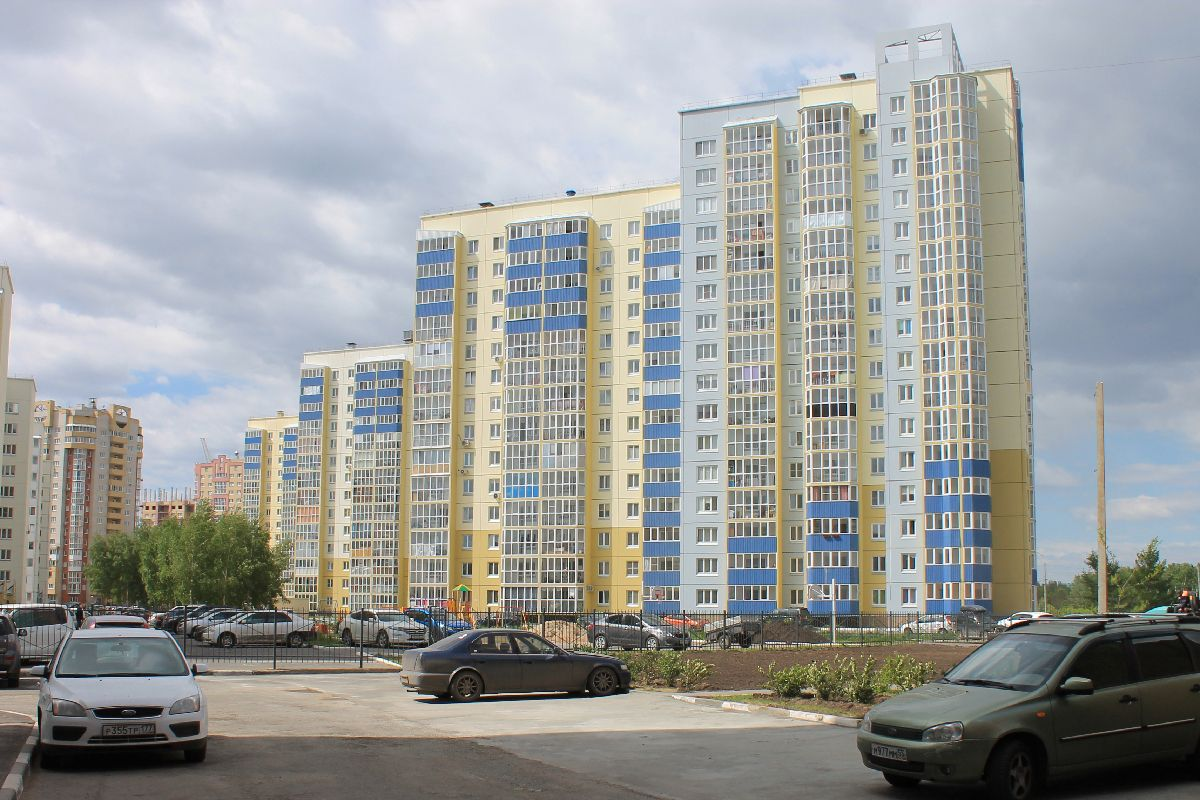 фото ЖК Бульвар Архитекторов