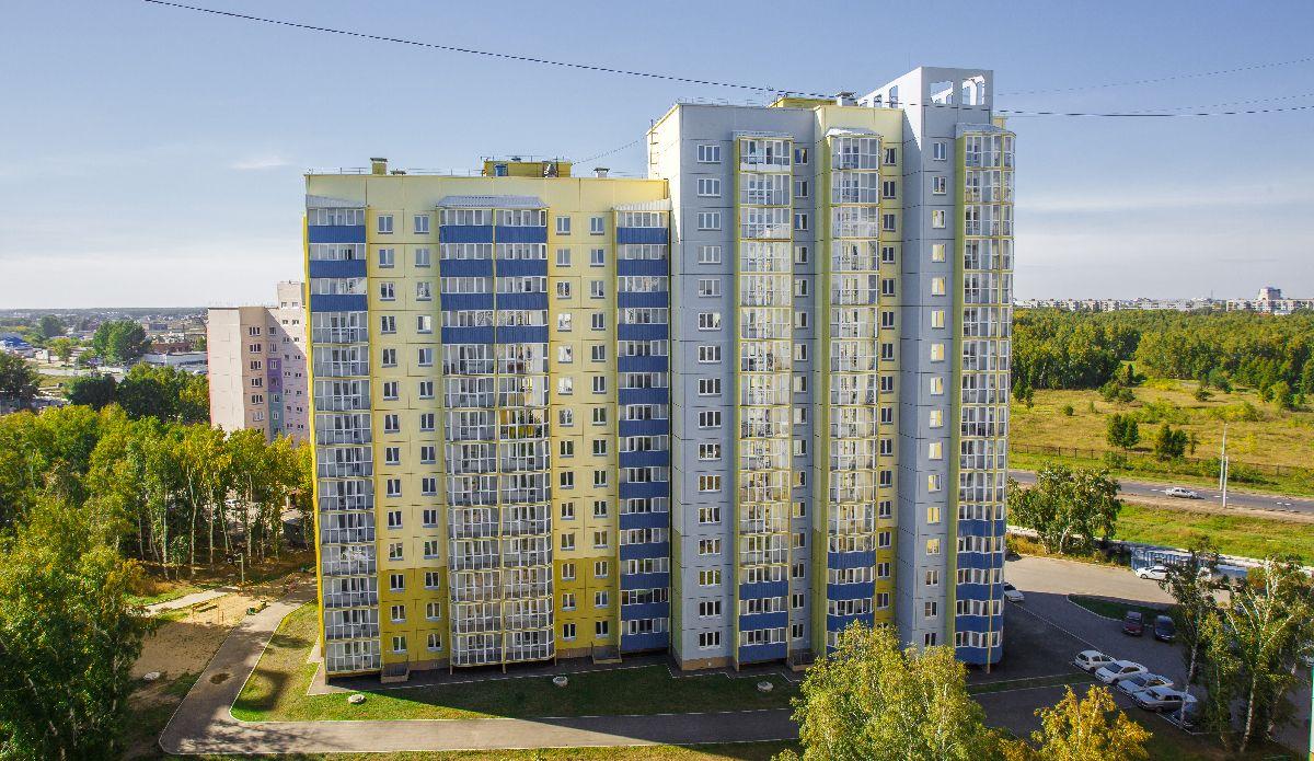 ЖК Бульвар Архитекторов