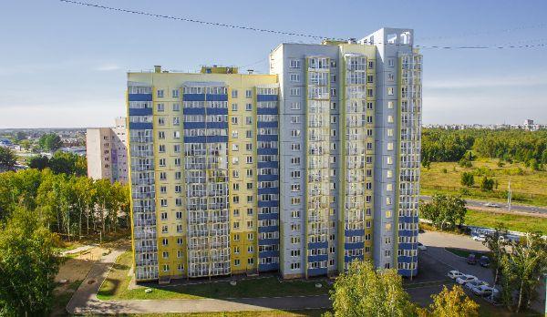 2-я Фотография ЖК «Бульвар Архитекторов»