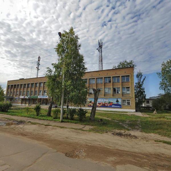 Торгово-офисный комплекс Маяк
