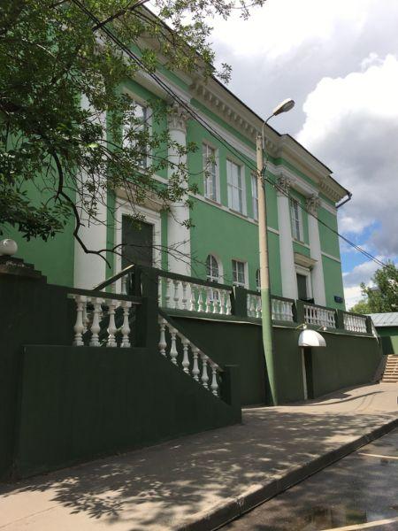 Офисное здание на ул. Скаковая, 32с1