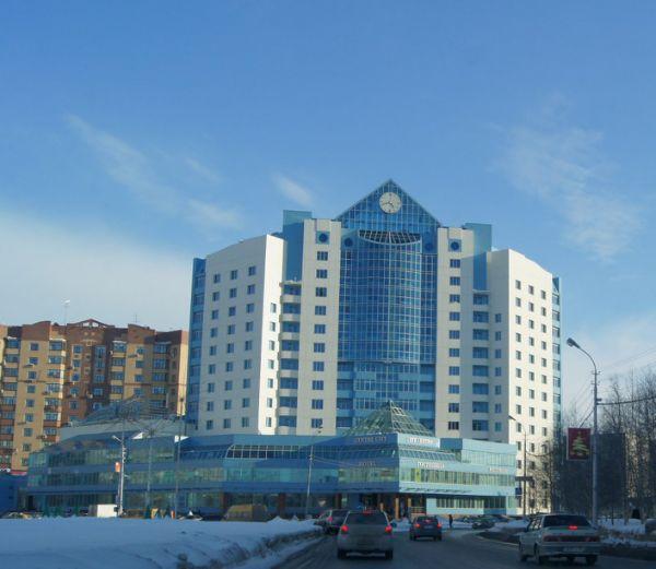 Многофункциональный комплекс City Centre (Сити Центр)