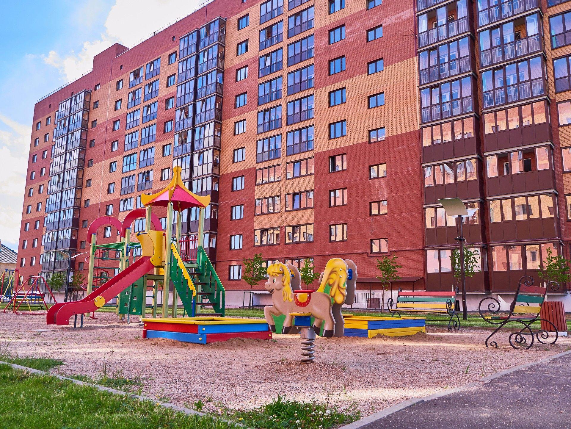 жилой комплекс Заволжский