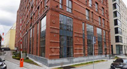 Аренда офиса 40 кв Пироговская Малая улица снять место под офис Пестеля улица