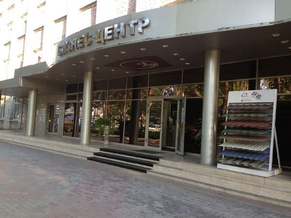 Бизнес-центр на ул. Калинина, 98А