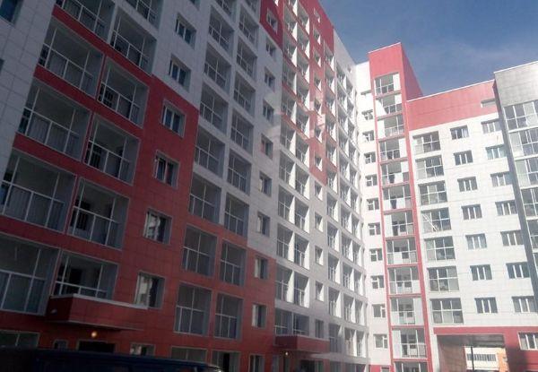 4-я Фотография ЖК «дом 2-5, 203 микрорайон»