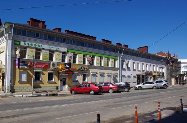 Торгово-офисный комплекс в Свободном переулке, 3