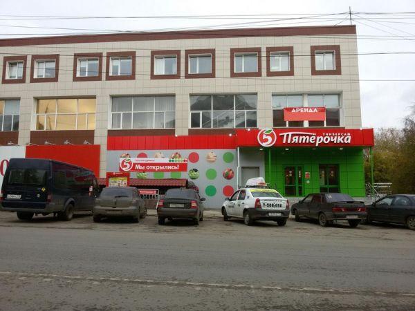 Торгово-офисный комплекс на ул. Артиллерийская, 83