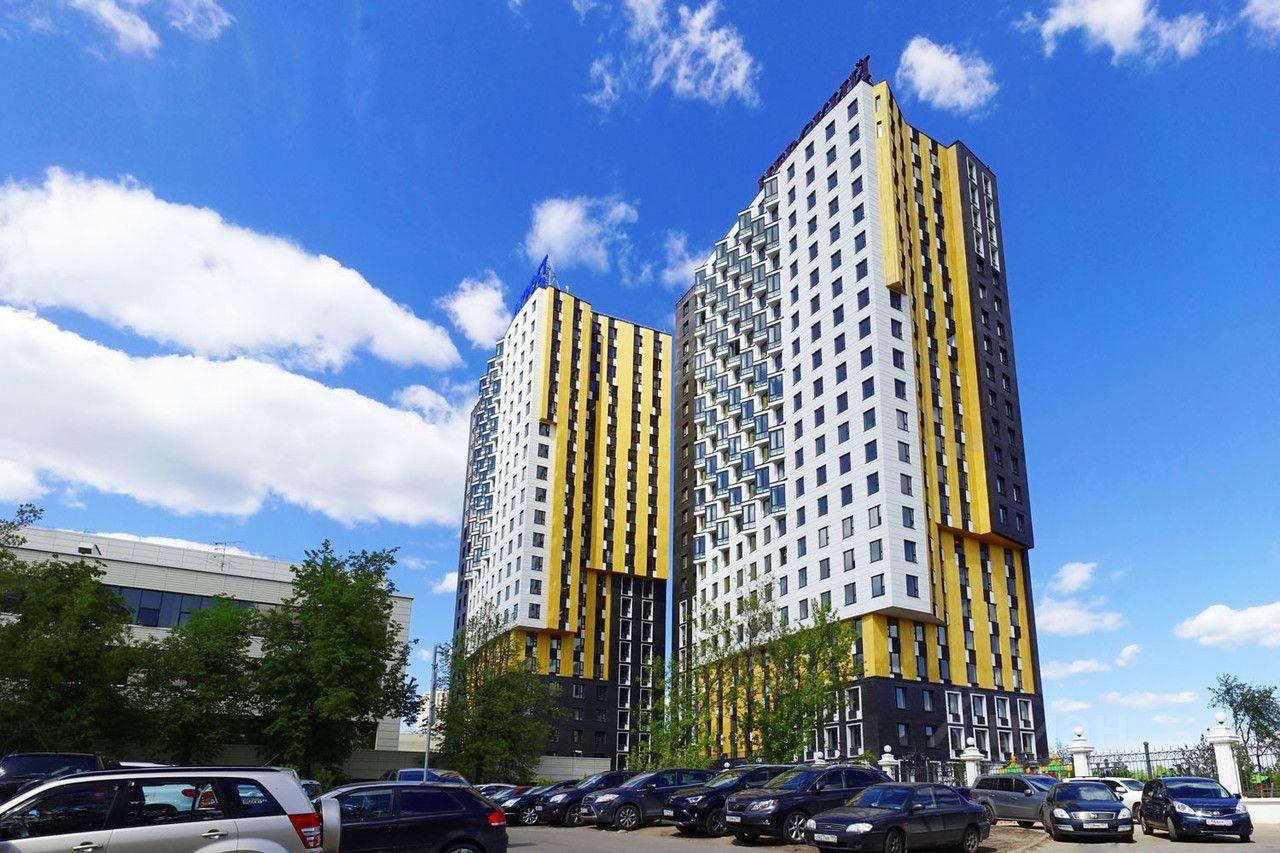 2-к кв. Москва Выборгская 7к1 (46.6 м²)