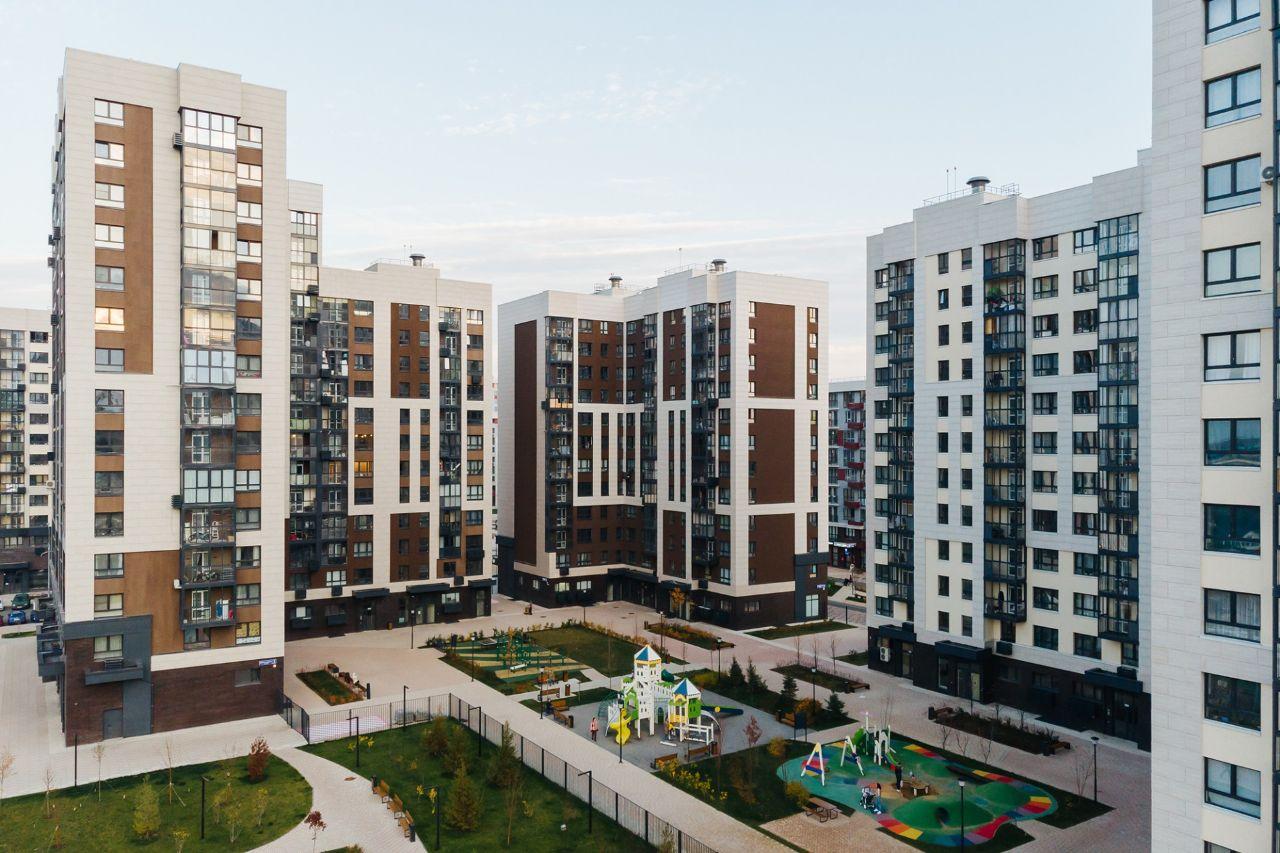 купить квартиру в ЖК Испанские кварталы