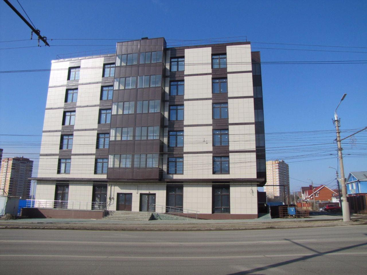купить квартиру в ЖК по ул. Одоевская