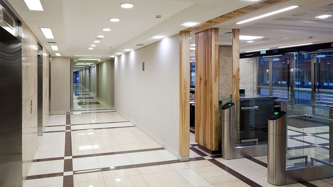 Бизнес Центр Сириус Парк