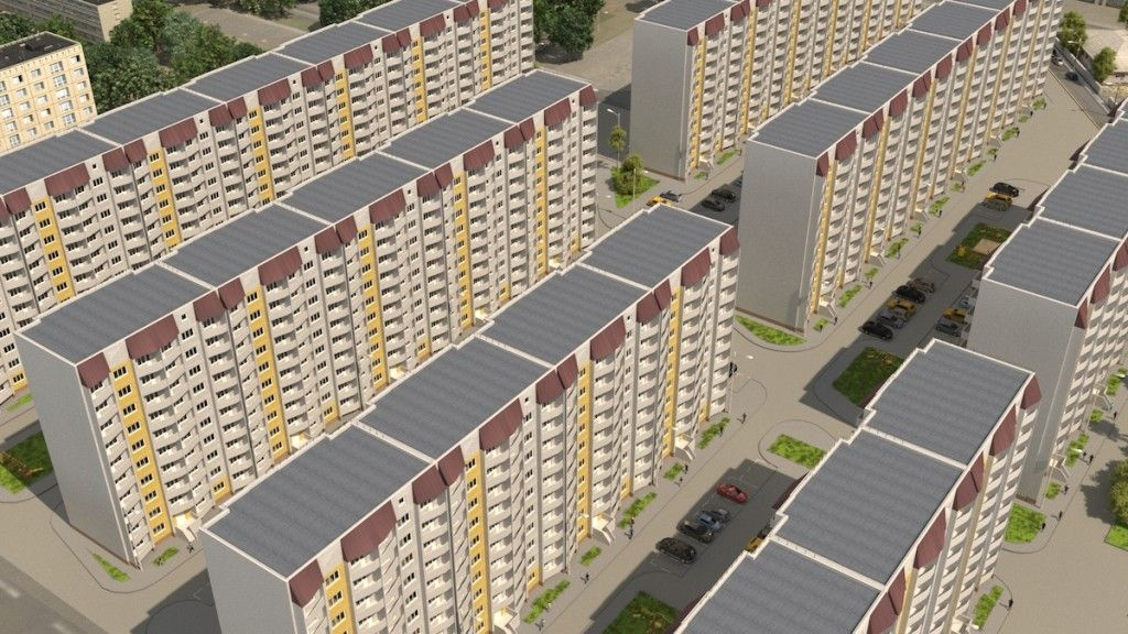 жилой комплекс Лотос